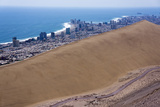 Iquique Town and Beach  Atacama Desert  Chile