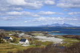 Portuairk  Ardnamurchan Peninsula  Lochaber  Highlands  Scotland  United Kingdom