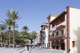 Town Hall at Plaza De Las Americas Square  San Sebastian  La Gomera  Canary Islands  Spain  Europe