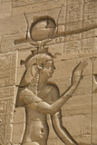 Relief Depicting the Goddess Hathor