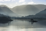 Little Island  Head of the Lake in November  Lake Ullswater