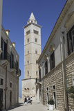 The 60 Metre Tall Bell Tower of the Cathedral of St Nicholas the Pilgrim (San Nicola Pellegrino)