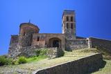 The Mezquita (Mosque)  Almonastar La Real  Huelva Province  Sierra Morena  Andalucia  Spain