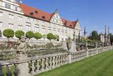 Schloss Weikersheim  Weikersheim  Romantische Strasse (Romantic Road)