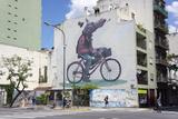 Fun Graffiti  San Telmo  Buenos Aires  Argentina