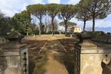 Rose Terrace in Spring  Gardens of Villa Cimbrone  Ravello