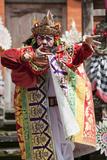 Balinese Traditional Barong and Kris Dance  Batubulan  Ubud  Bali  Indonesia  Southeast Asia  Asia