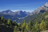 Graubunden  Swiss Alps  Switzerland  Europe