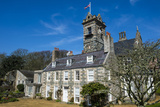 La Seigneurie House and Gardens  Sark  Channel Islands  United Kingdom