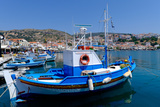 Boats Moored in Pythagorio Port  Samos Island  North Aegean Islands  Greek Islands  Greece  Europe