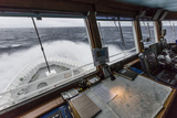 The Lindblad Expeditions Ship National Geographic Explorer in English Strait
