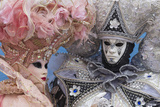 Masks and Costumes  Carnival  Venice  Veneto  Italy  Europe