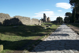 The Queen of Roads of the Old Roman Road System Was the Appian Way