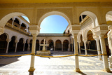 Casa De Pilatos (Pilate's Palace)  Seville  Andalucia  Spain