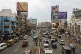 Quezon Boulevard  Quiapo  Manila  Philippines  Southeast Asia  Asia