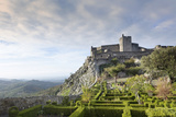 The 13th Century Medieval Castle and Gardens in Marvao
