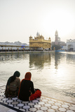 Harmandir Sahib (Golden Temple)  Amritsar  Punjab  India