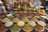 Spice and Sweet Stall in the Market  Ahmedabad  Gujarat  India