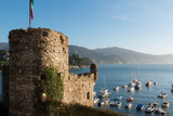 The 16th Century Castle  Santa Margherita Ligure  Genova (Genoa)  Liguria  Italy  Europe