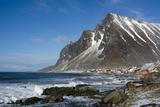 Vikten  Lofoten Islands  Arctic  Norway  Scandinavia