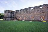 Jesus De Tavarangue  One of the Best Preserved Jesuit Missions  Paraguay