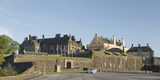 Stirling Castle  Stirlingshire  Scotland  United Kingdom