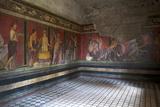 Triclinium Frescoes  Villa Dei Misteri  Pompeii  Campania  Italy