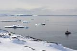 A Bay Near Ilulissat  Greenland  Denmark  Polar Regions