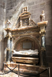 Tomb of James Graham  1st Marquis of Montrose  St Giles' Cathedral