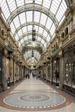County Arcade  Leeds  West Yorkshire  Yorkshire  England  United Kingdom