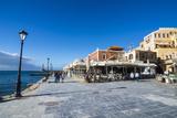 Chania  Crete  Greek Islands  Greece  Europe