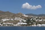 Gialos and Chora  Ios  Cyclades  Greek Islands  Greece