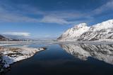 Knutstad  Lofoten Islands  Arctic  Norway  Scandinavia