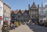 The Square  Shrewsbury  Shropshire  England  United Kingdom