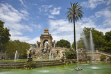 Parc De La Ciutadella  Barcelona  Catalonia  Spain
