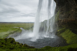 Seljalandsfoss Waterfall  South Iceland  Iceland  Polar Regions