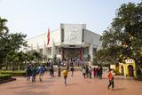 Ho Chi Minh Museum  Hanoi  Vietnam  Indochina  Southeast Asia  Asia
