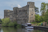 Castle and River Trent  Newark  Nottinghamshire  England  United Kingdom