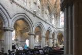 Interior  Rosslyn Chapel  Roslin  Midlothian  Scotland  United Kingdom