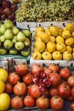 Detail of Fruits at Mapusa Market  Goa  India  Asia