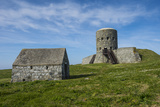 Matello Defence Tower  Guernsey  Channel Islands  United Kingdom