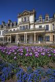 Dyffryn House  Dyffryn Gardens  Vale of Glamorgan  Wales  United Kingdom