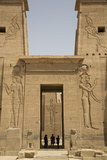 Reliefs Depicting the Goddess Hathor