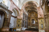 St Francis of Assisi Church  UNESCO World Heritage Site  Old Goa  Goa  India  Asia
