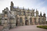 Rosslyn Chapel from the South  Roslin  Midlothian  Scotland  United Kingdom
