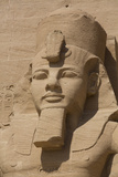 Ramses Ii  Sun Temple  Abu Simbel  Egypt  North Africa  Africa