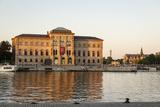 The National Museum Building  Stockholm  Sweden  Scandinavia  Europe
