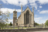 Dunblane Cathedral from the East  Dunblane  Stirling  Scotland  United Kingdom
