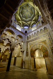 The Mezquita of Cordoba  Andalucia  Spain