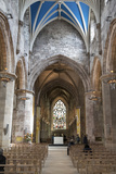 Interior Looking East from the Nave  St Giles' Cathedral  Edinburgh  Scotland  United Kingdom